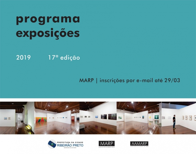 Programa Exposições 2019
