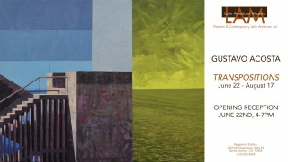 Gustavo Acosta : Transpositions