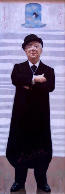 Retrato de José luis Coll
