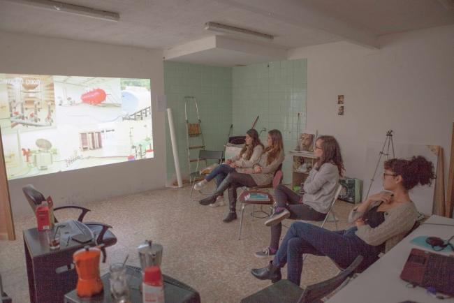 Sesión Crítica en Atelier Solar