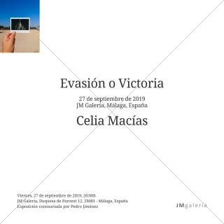 Celia Macías. Evasión o victoria