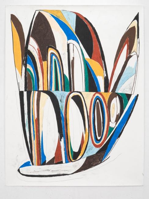 Ekta, Drop figure — Cortesía de Delimbo Gallery