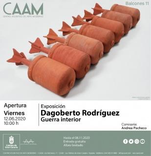 Dagoberto Rodríguez Sánchez. Guerra interior