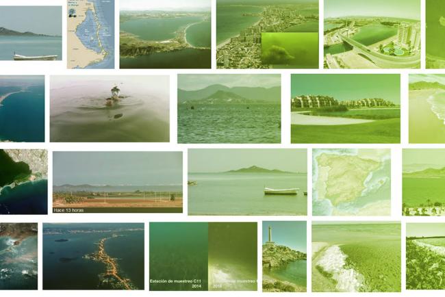 Reset mar menor: Laboratorio de imaginarios para un paisaje en crisis — Cortesía del Consorci de Museus de la Comunitat Valenciana
