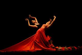 Carlos Saura y la danza — Cortesía de La Fábrica