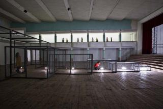 ANDRÉ KOMATSU, 'Febre do Ouro', 2014. Photo Ela Bialkowska — Cortesía de Galleria Continua