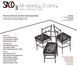 III Semana de Arte Contemporáneo de Antofagasta