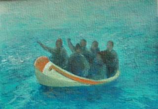 Carmen Pagés, Viendo la costa