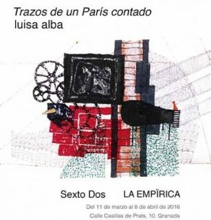 Trazos de un París contado