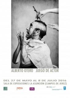 Alberto Otero, Juego de Actor