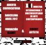 XXI Muestra International de Arte Contemporáneo Circuit Artistic Abril 2017