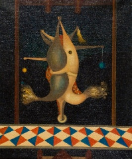 Regard sur la peinture latino-américaine