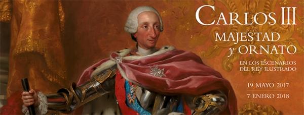 Carlos III. Majestad y Ornato en los Escenarios del Rey Ilustrado