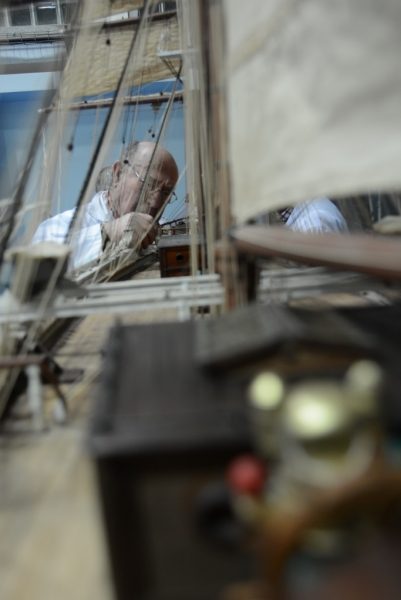 Modelismo naval: arte y oficio