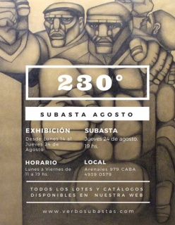Subasta 230º