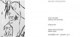Mauro Cerqueira. Dripping Wax