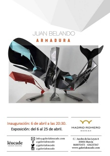 Juan Belando. Armadura
