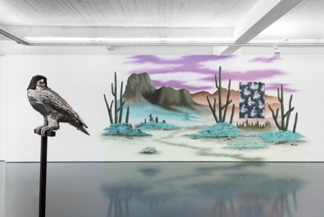 Mythologies of a Sublime, 2018, Exhibition view — Cortesía de la Galeria Pedro Cera