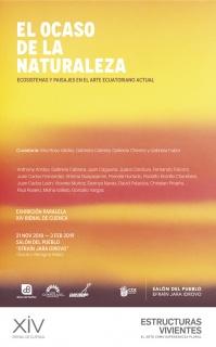 El ocaso de la naturaleza: ecosistemas y paisajes en el arte ecuatoriano actual