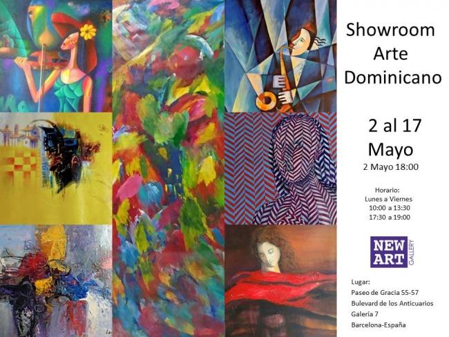 Showroom de Arte Dominicano