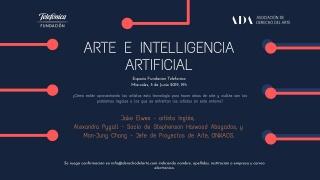 Arte e inteligencia artificial