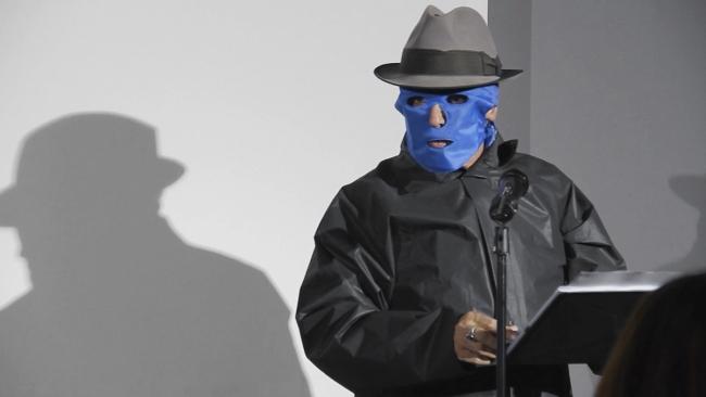 Foto: Miguel Benlloch. El detective. CentroCentro. 2017 — Cortesía de CentroCentro