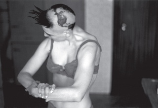 Itziar Okariz, Variation sur la même t'aime, 1992 — Cortesía de Art Barcelona