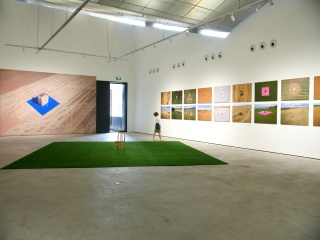 "Repúblias Mínimas. Sala 1/3. Exposición ""Stupid Borders"". Lianzhou Museum of Photography"