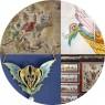 Los estilos de las artes decorativas. Claves para su catalogación — Cortesía de la Asociación de Amigos del Museo Nacional de Artes Decorativas