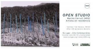 Open Studio de Marina Cerruti