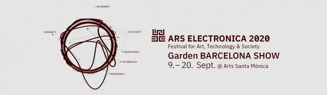 Ars Electronica Garden Barcelona Show