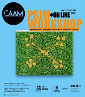 Taller PSJM – CAAM Workshop online 2021