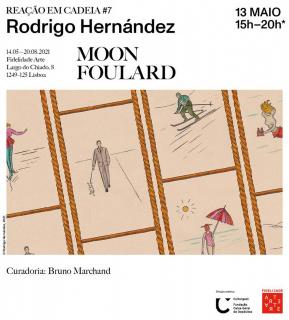 Rodrigo Hernández: Moon Foulard