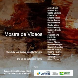 Mostra de Vídeos