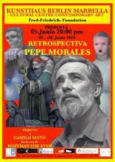 Retrospectiva: Pepe Morales