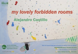 Alejandro Castillo, My lovely forbidden rooms