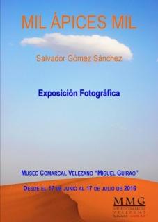 Salvador Gómez Sánchez, Mil ápices Mil
