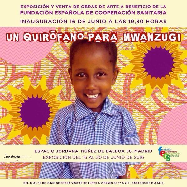 Un quirófano para Mwanzugi