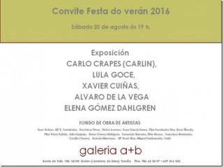 Exposición colectiva de artistas