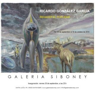 Ricardo González García, Rehacer el porvenir