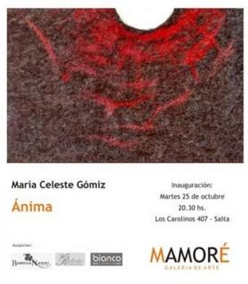María Celeste Gómiz, Ánima