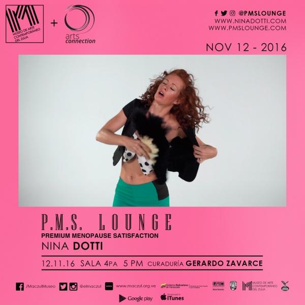 Nina Dotti, P.M.S. Lounge