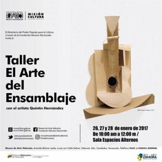 Taller: El Arte del Ensamblaje