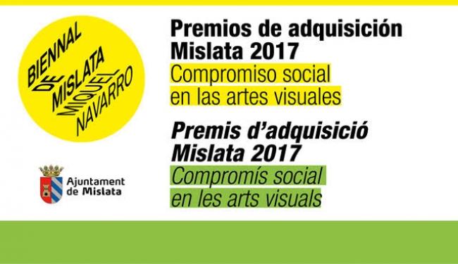 Premios de adquisición Mislata 2017. Compromiso social en las artes visuales