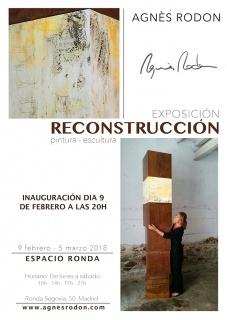 Agnès Rodon. Reconstrucción