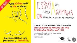 Omar Janaan. España es una anomalía 40 años de meneillos y cosichuelas