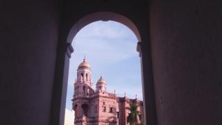 Catedral de culiacan, paisaje urbano