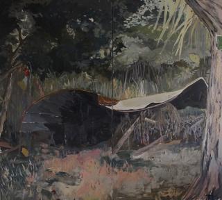 David Almeida — Cortesía de Zipper Galeria