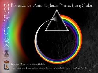 Luz y fotografía - Introducción a la teoría del color - Acumulación de luz - Psicología del color
