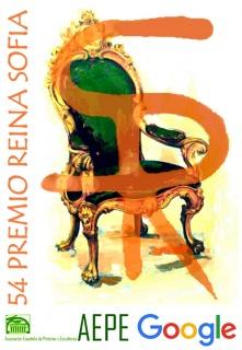 cartel 54 Premio Reina Sofía